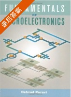 fundamentals of microelectronics by behzad razavi pdf