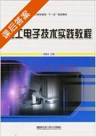 电工电子技术实践教程 课后答案 (刘显忠) - 封面